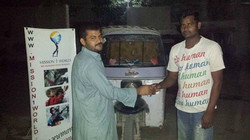 M1W Pakistan (rikshaw)