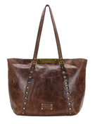 #22 Patricia Nash Benvenuto Leather Tote