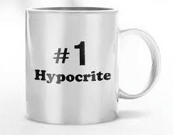 Faith, Grace, hypocrisy,