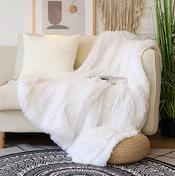 #1 Faux Fur Blanket