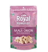 #17 Sweet Maui Onion Macadamia Nuts &