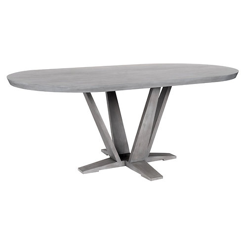 Herman Oval Dining Table