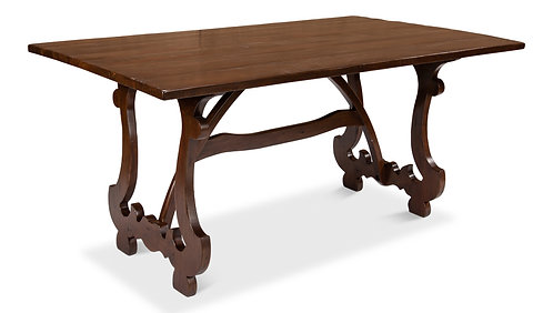 Malbec Walnut Table