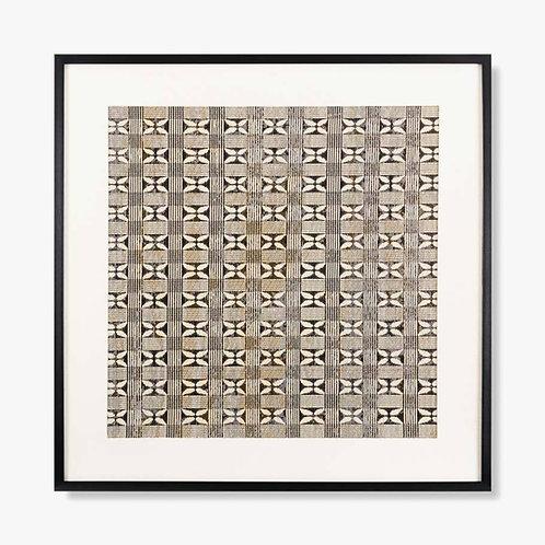 Turaco Framed Textile Artwork
