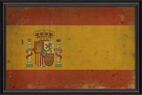 BC Spain Flag