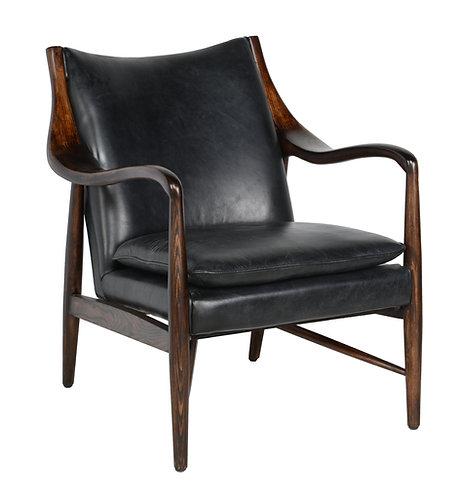 Bella Club Chair Black