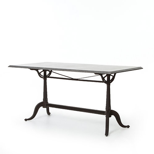 Oliver Dining Table - Bluestone