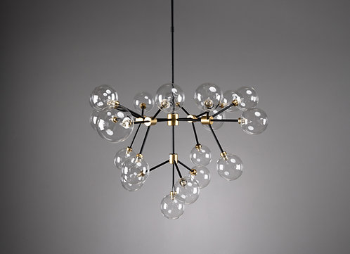 Estelle Chandelier Clear