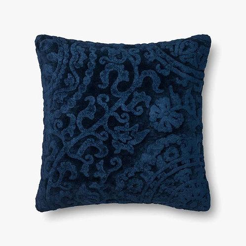 Deep Indigo Pillow
