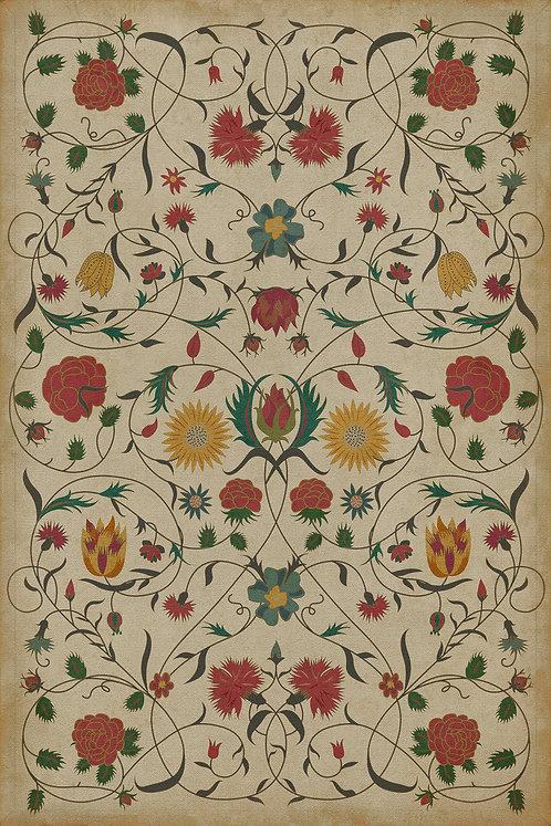 Williamsburg - Floral - Abigail