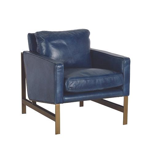 Tautou Club Chair Blue
