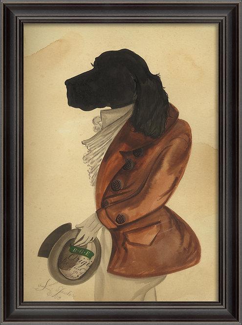 LS Gentleman with the Fancy Top Hat