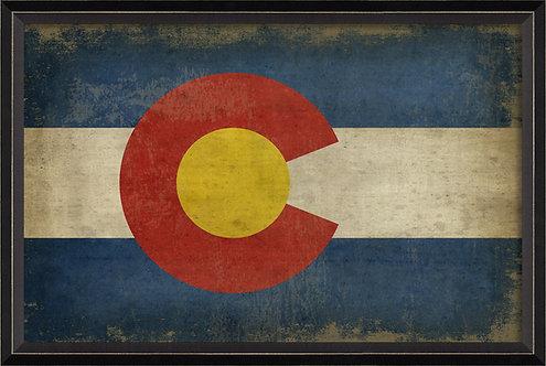 BC Colorado State Flag