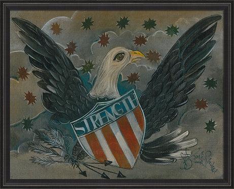 BCBL Strength Eagle