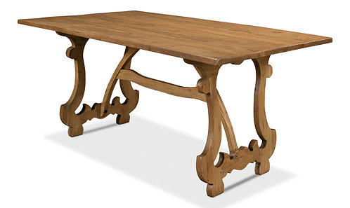 Malbec Driftwood Table