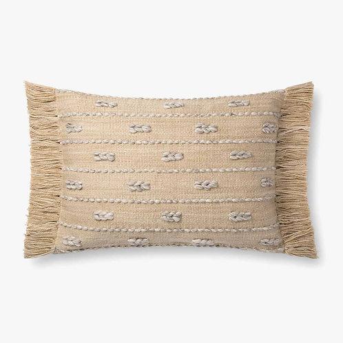 Straw Lumbar Pillow