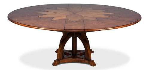 Lone Star Jupe Extending Dining Table