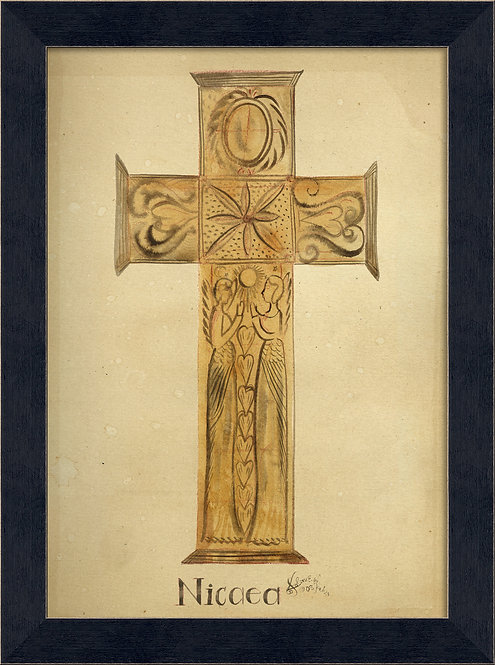 MI Nicaea Cross
