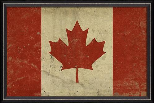 BC Canadian Flag