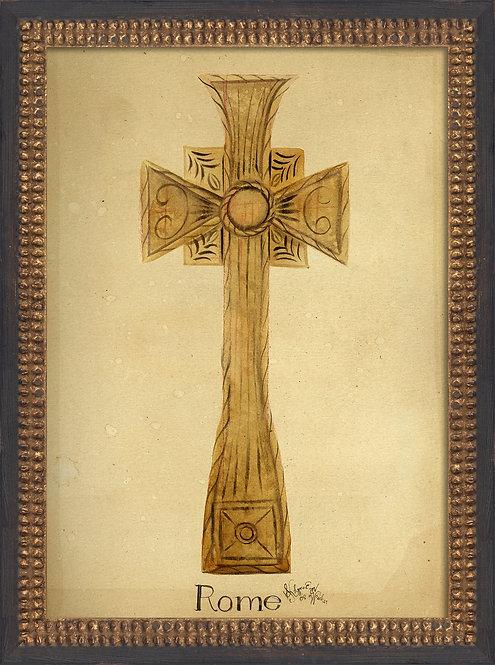 NT Rome Cross