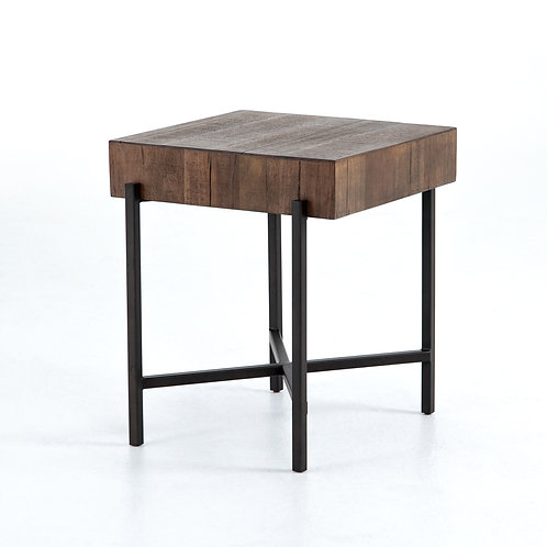 Adelmo Square End Table