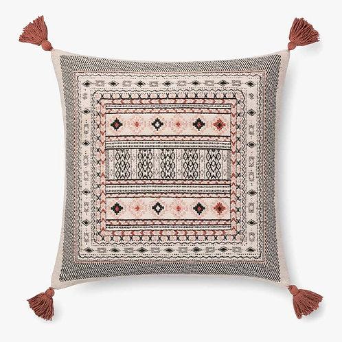 Multi Tassel Pillow