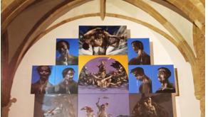 Nuevo retablo en el Museo de Daniel Ogier