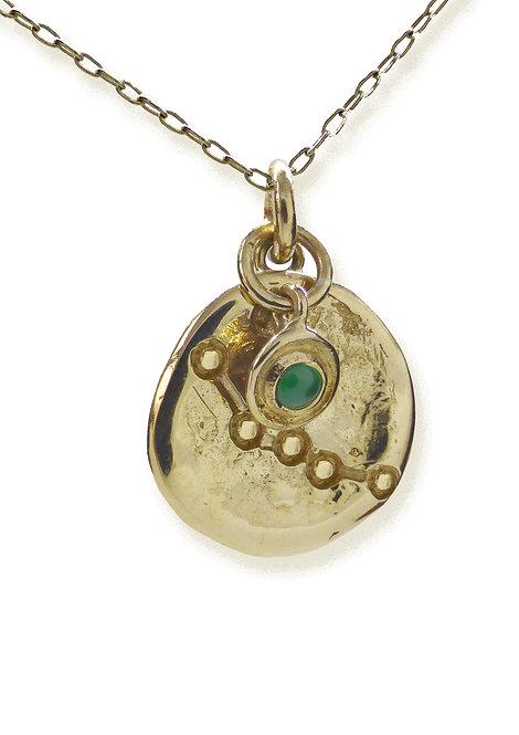 Taurus 'Constellation' amulet