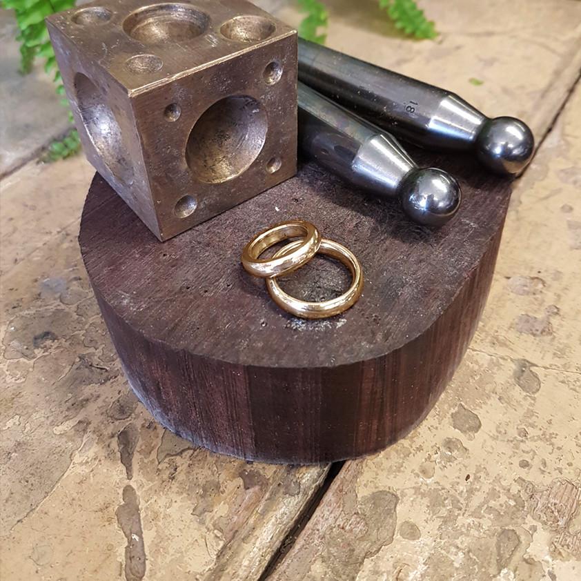 wedding rings workshop