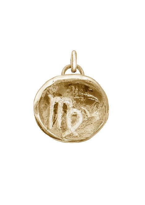 Virgo 'Astrology' petite amulet