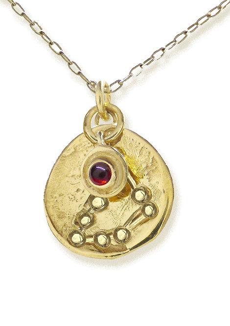 Capricorn 'Constellation' amulet