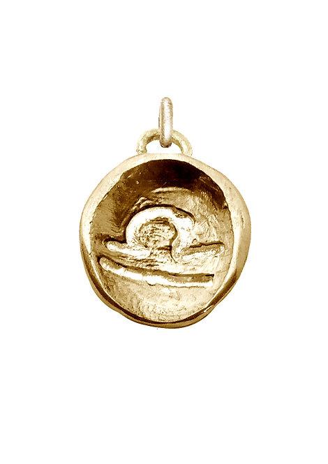 Libra 'Astrology' petite amulet