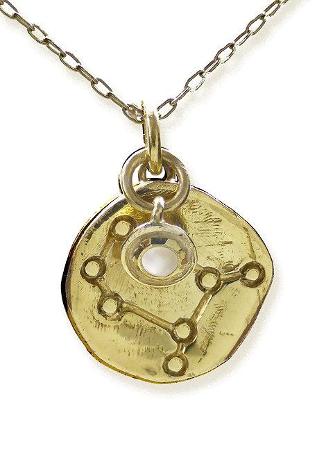 Gemini 'Constellation' amulet