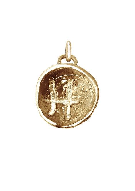 Pisces 'Astrology' petite amulet