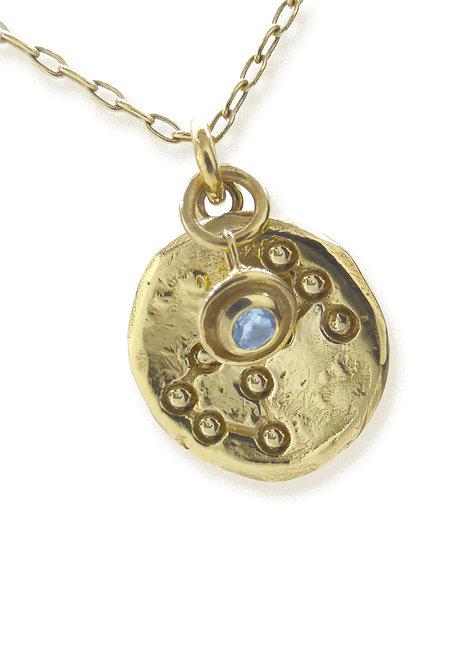 Scorpio 'Constellation' amulet