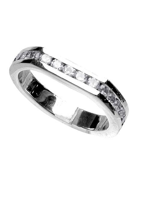 'Sacred' eternity ring