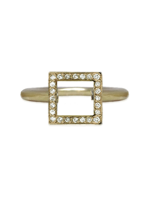 'Tesselatte' square inner ring