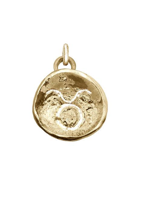 Taurus 'Astrology' petite amulet
