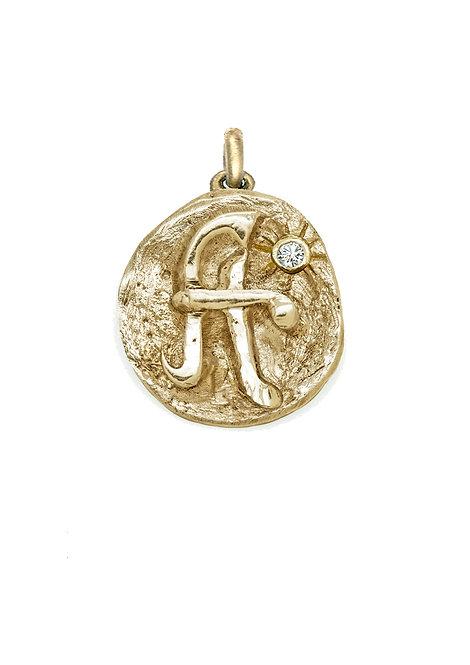 'Initial' amulet