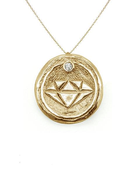 'Diamond' amulet