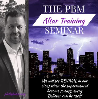 The Altar Training Seminar