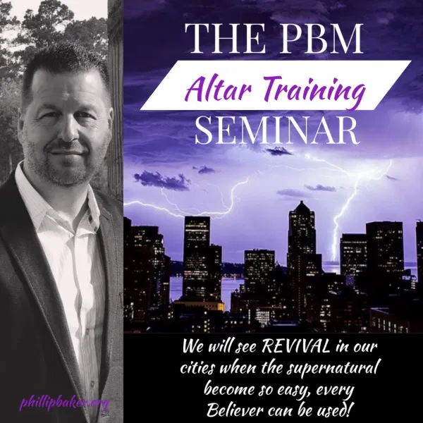 The Altar Training Seminar