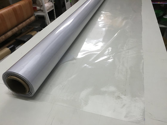 PLÁSTICO PVC TRANSPARENTE