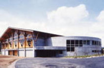 女神湖体育館