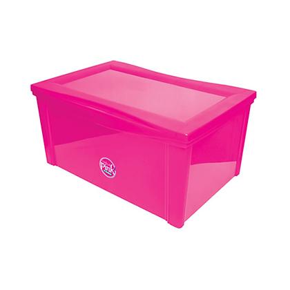 Organizador Largo Alto Pink 65 L - OR22208