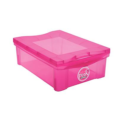 Organizador Médio Pink 13,5 L - OR21008