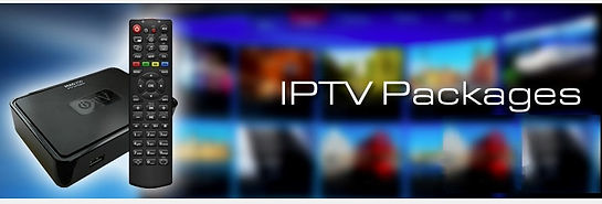 IPTV package + 100 channels