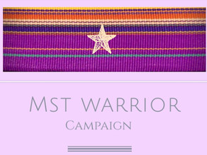 Where is the Service Ribbon for MST Survivors?