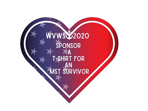 SPONSOR a Tshirt for an MST Survivor