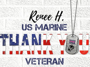 Renee H. - US Marine, Heavy equipment operator